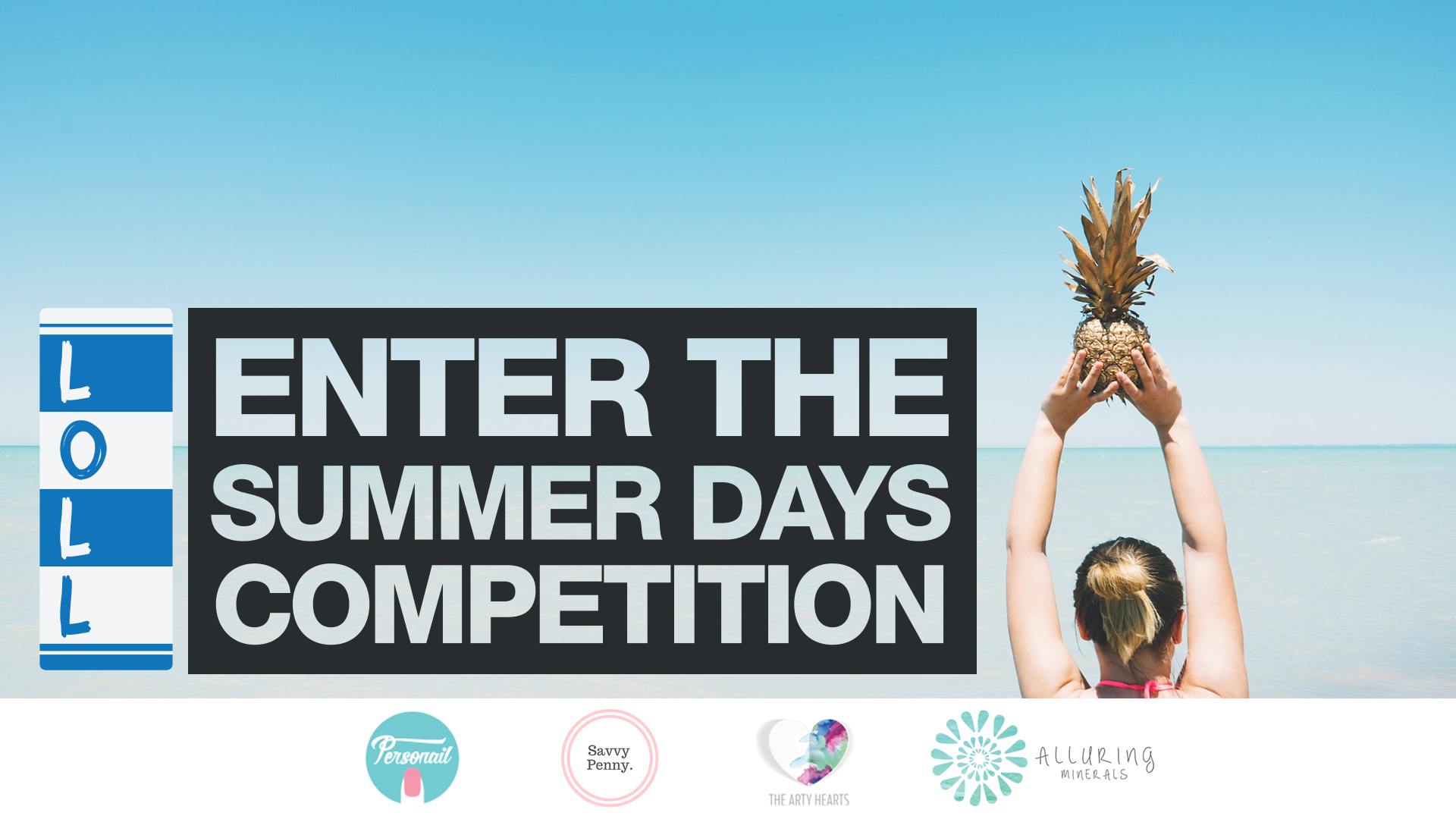 Summer Days competition banner