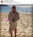 Mandy in chess turkish towel LOLL