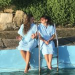 Irene and Pamela wearing LOLLs