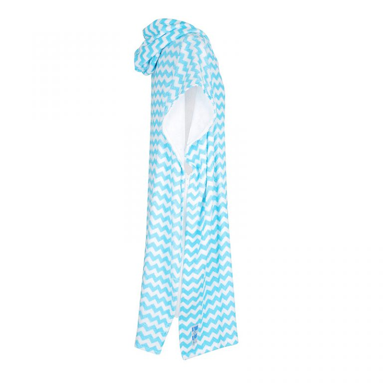 Side zippers on Choppy ocean waves LOLL