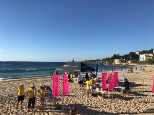 Registration for the Coogee Island Challenge